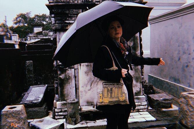 New Orleans Cemeteries Walking Tour