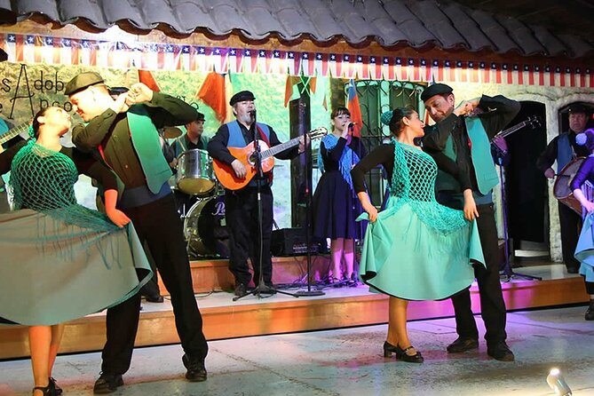 SIB Chilean Folklore Show and Dinner with Transport