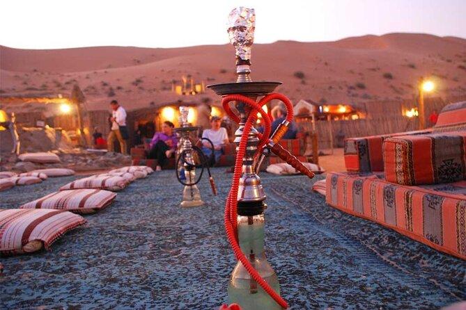 Desert Safari with BBQ Dinner and Camel Ride in Dubai