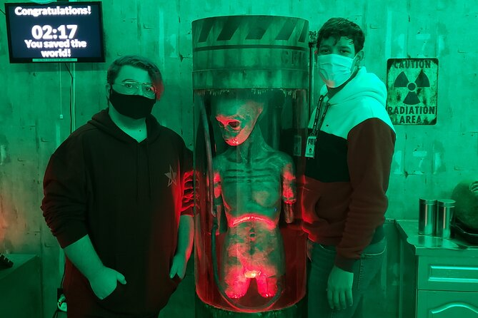 X-FILE Interactive Escape Room in Northfield, New Jersey