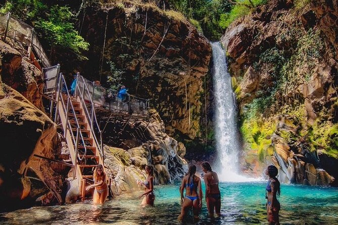 La Vieja Waterfalls Hike - All in ONE experience