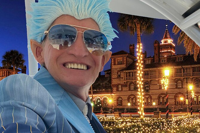 Private Guided Tour of Nights of Lights by Jack Frost
