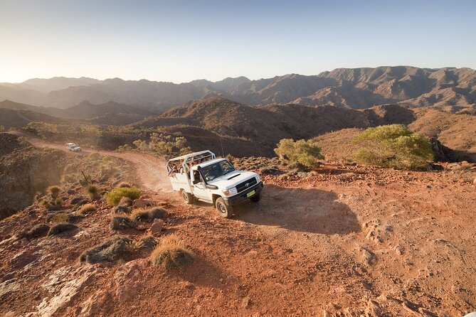 The Arkaroola 4WD Ridgetop Tour