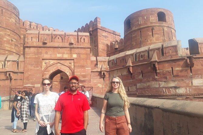 Same day Taj Mahal tour specially for women