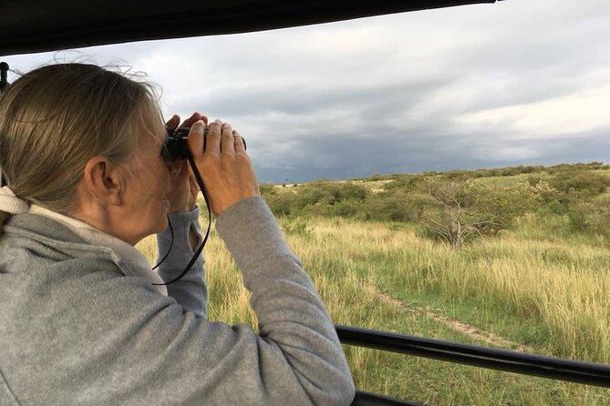 3-Day Tsavo East and Tsavo West Safari