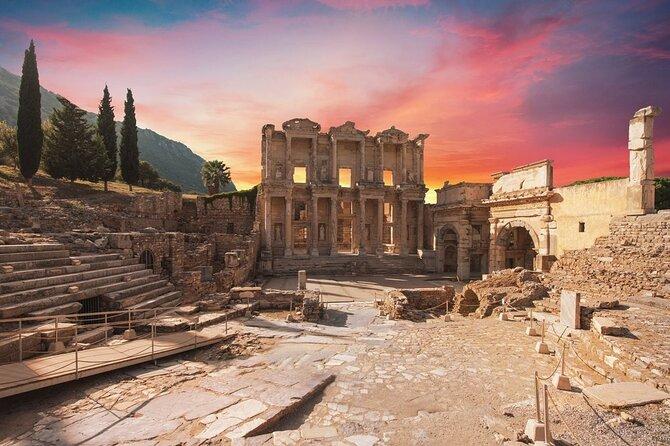 Ancient Ephesus & Traditional Turkish Bath Tour