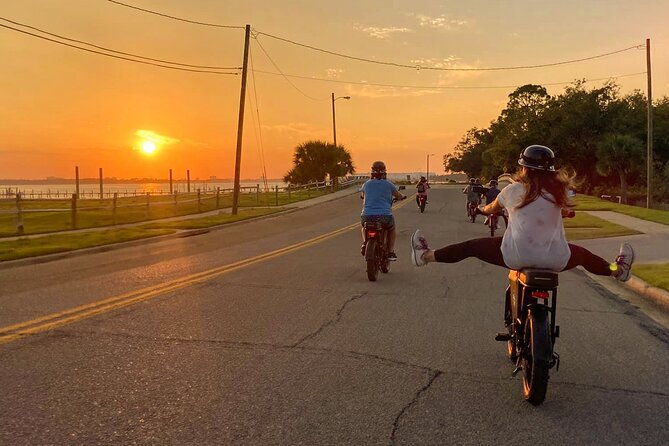Panama City Sunset E-Bike Adventure