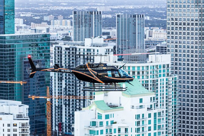 Private Miami Helicopter Tour