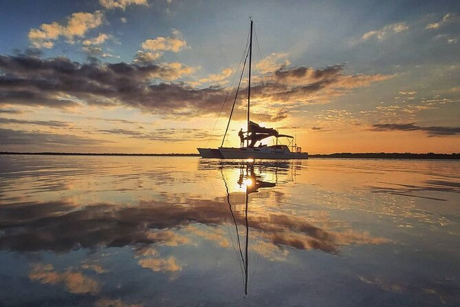 Private Sunset Sailing Tour through the Ten Thousands Islands