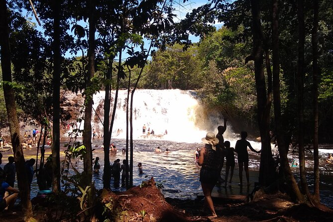 Full Day Tour - Visit Iracema and Arara Falls and Asframa