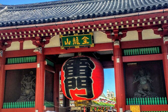 "Asakusa & Ueno walking tour ~The ""Edokko"" culture~"
