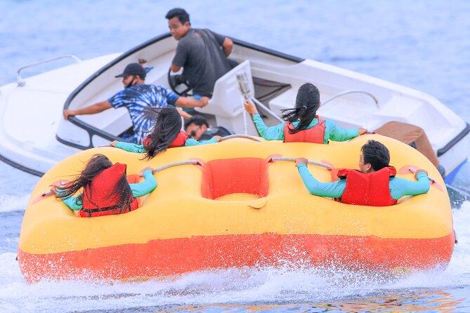 Donut Boat