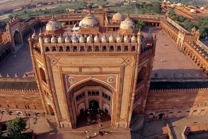 Half-Day Fatehpur Sikri Private Tour from Agra