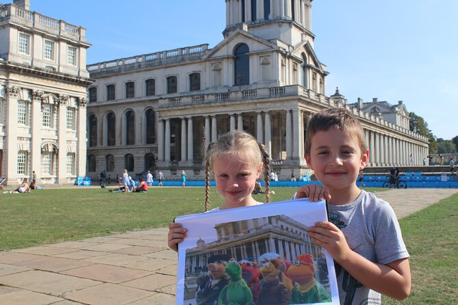 Greenwich Film Locations Walking Tour