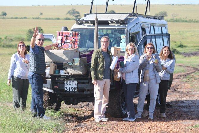 3-Day Masai Mara Luxury Safari
