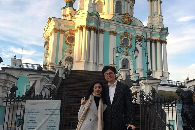 Small-Group Sightseeing Driving Tour of Kyiv - Best Introduction to the City
