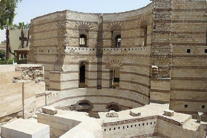 Private Full Day Coptic and Islamic Cairo Tour