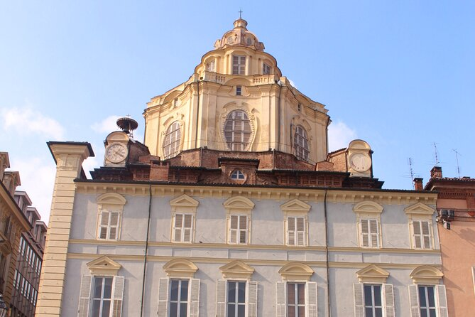 Panoramic Guided Historic Stroll in Torino for Small-Groups