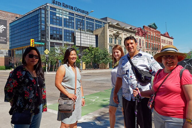 Private Guided Walking Tour of Winnipeg's Historic Center