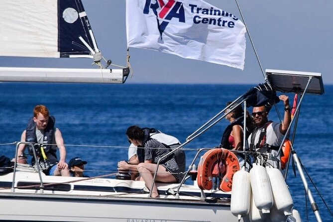 2-Day Introduction to Sail Cruising Course in Malta