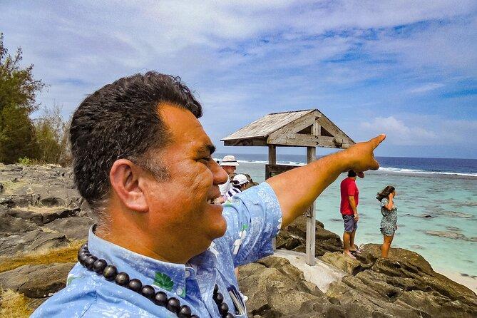 3-Hour Rarotonga Island Discovery Tour