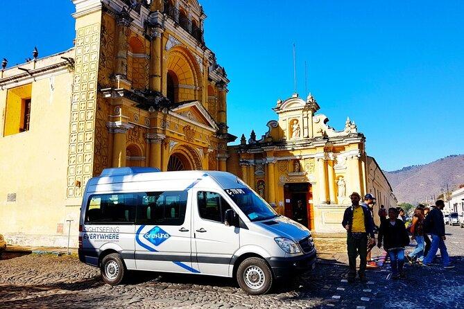 Guatemala Airport Roundtrip Transfer to Antigua Guatemala