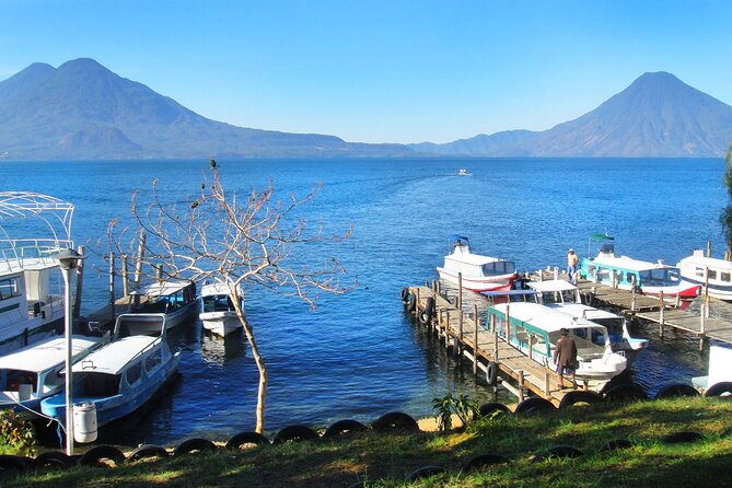 Private Transfer from Guatemala City to Lake Atitlán