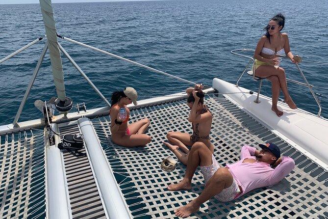 All-inclusive Private Catamaran Charter