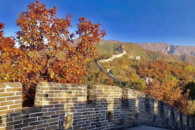 Private Layover Tour to Mutianyu Great Wall