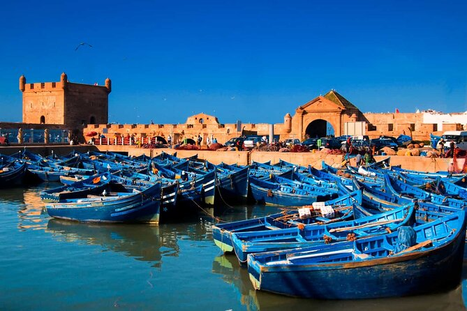 Marrakech Private Day Tour to Essaouira