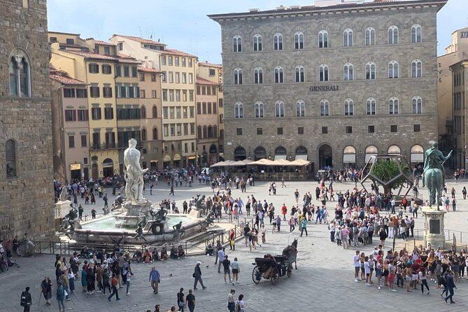 Art and History -Florence walking tour