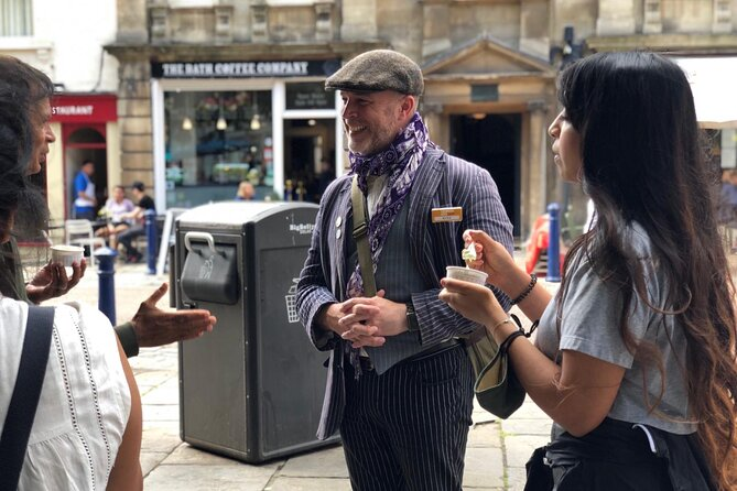 Half-Day Small-Group Culinary Comforts Food Tour in Bath