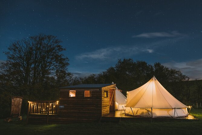 Wilderness Private Glamping in Wales