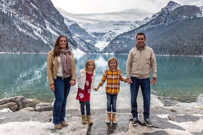 Lake Louise 30 Minute Mountain Portrait Experience