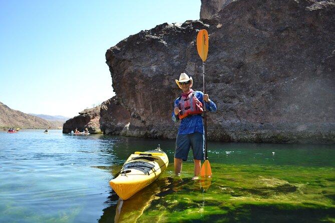 Kayak Emerald Cave