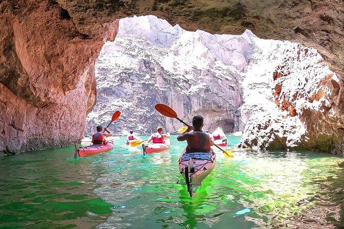 Kayak Emerald Cave Express