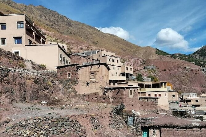 Atlas Mountains and Berber Villages Private Tour From Marrakech