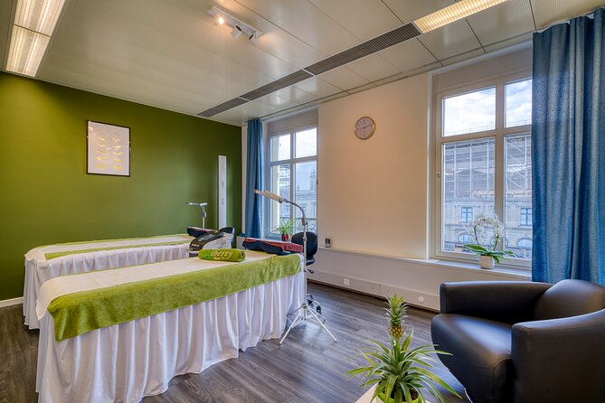 Spa and Swedish relaxation massage in Zurich