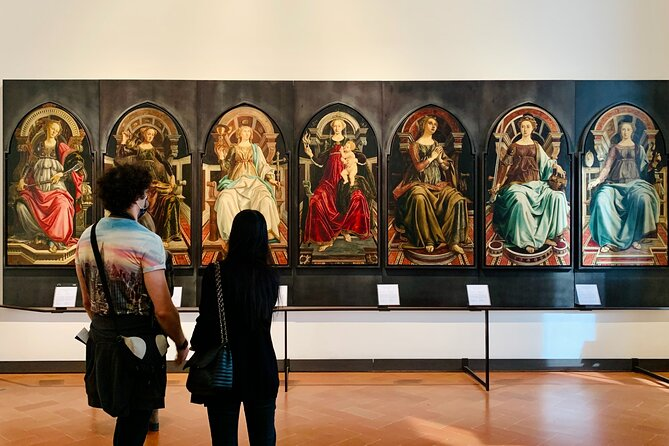 Uffizi Gallery Guided Tour In Florence