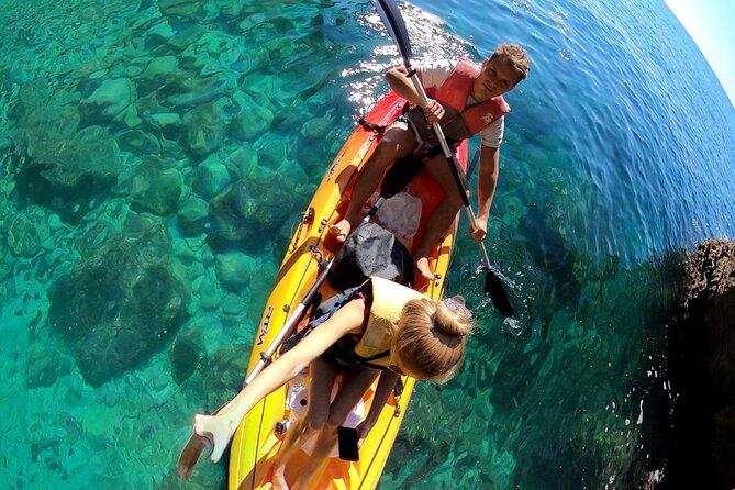 Kayak & SUP Rental in Budva Montenegro