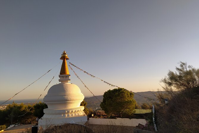 Buddhist Stupa & The Atalaya - Comares - Cútar - El Borge