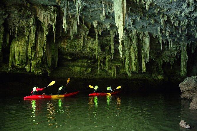 Kayaking at Ao Talen