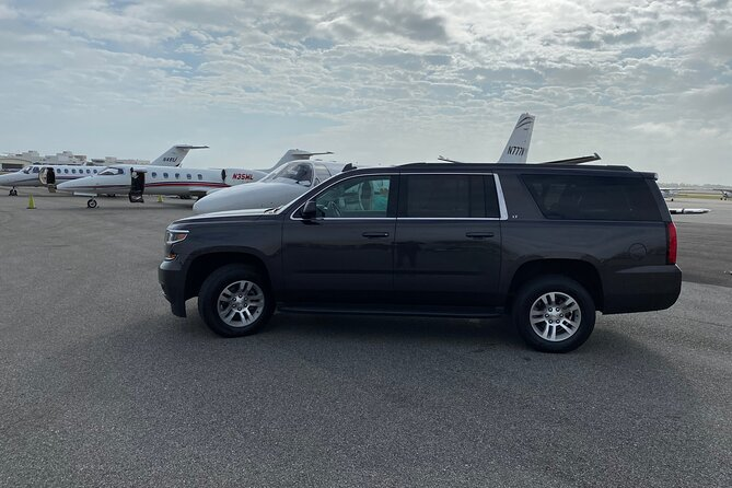 Transfer from Orlando International Airport to Central Florida