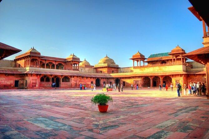 Taj Mahal and SOS park tour with Fatehpur Sikri visit