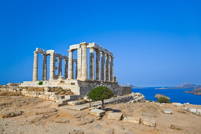 Full Day Private Cape Sounion and Athens Must See Tour