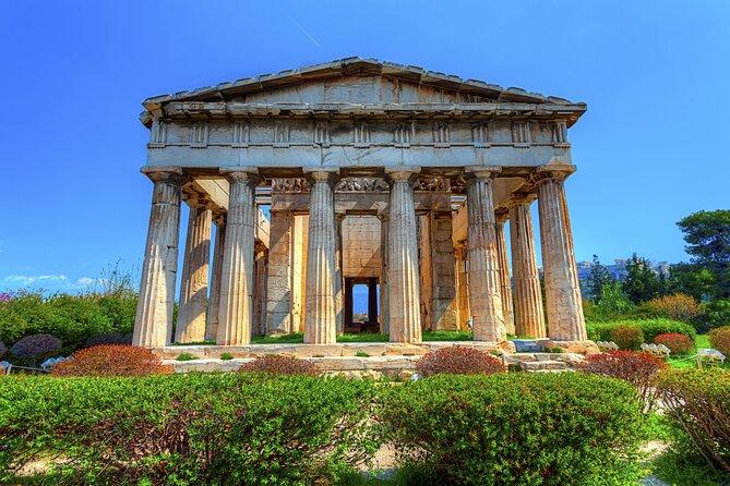 Athens Biblical Half Day Private Shore Excursion