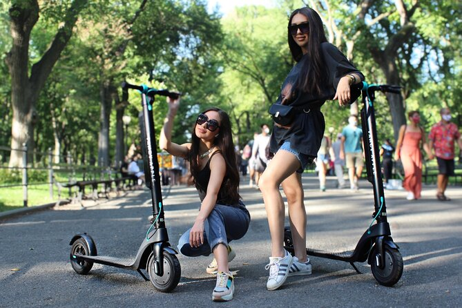 Electric Scooter Rental NYC
