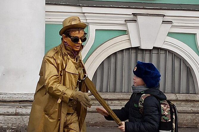 2 Day Saint-Petersburg for You and Your Children
