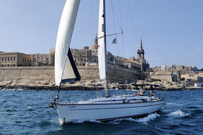 RYA Practical Sail Cruising Course in Malta for 5 Days (Sleep Onboard Included)