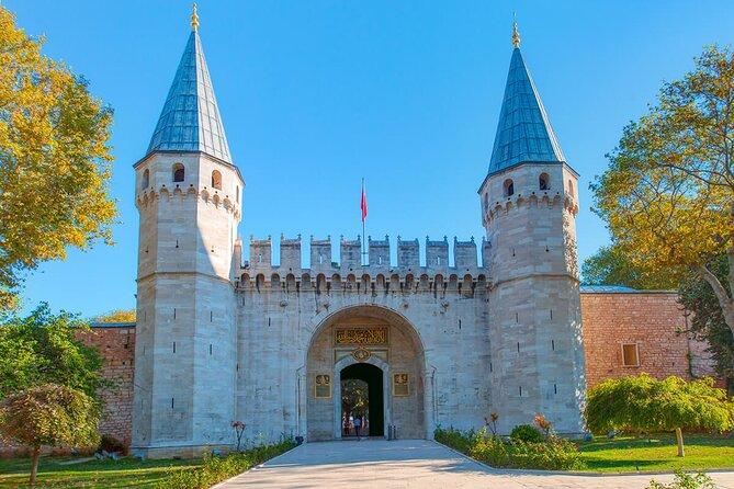 Topkapi Palace - Guided Museum visit